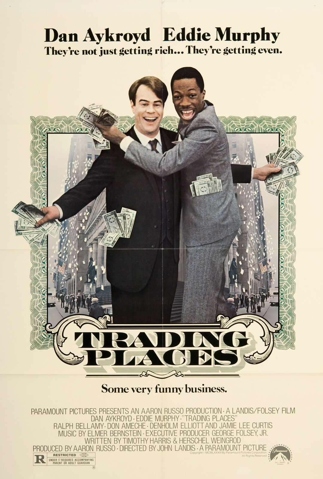 Trading Places Movie at Best Stock Market movies article - Arable Life