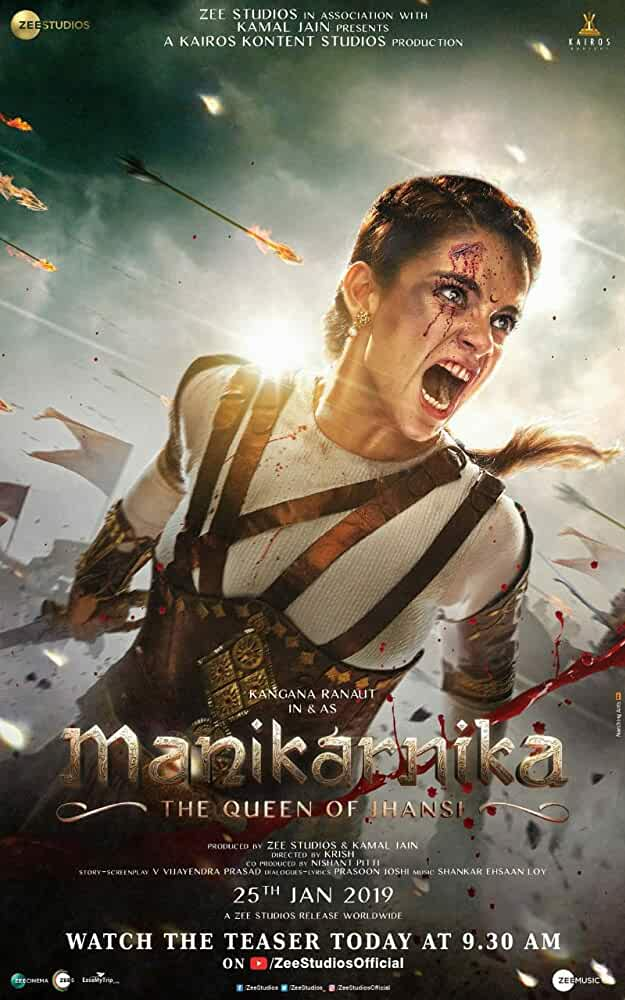 Manikarnika The Queen Of Jhansi Full Movie