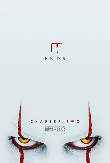 [R] It: Chapter Two (2019) Dual Audio HD-Rip - 480P   720P - x264 - 450MB   1GB - Download & Watch Online  Movie Poster - mlsbd