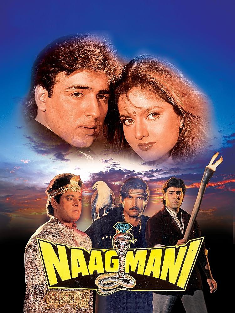 Naagmani 1991 Hindi Movie HS WebRip 300mb 480p 1GB 720p 3GB 1080p