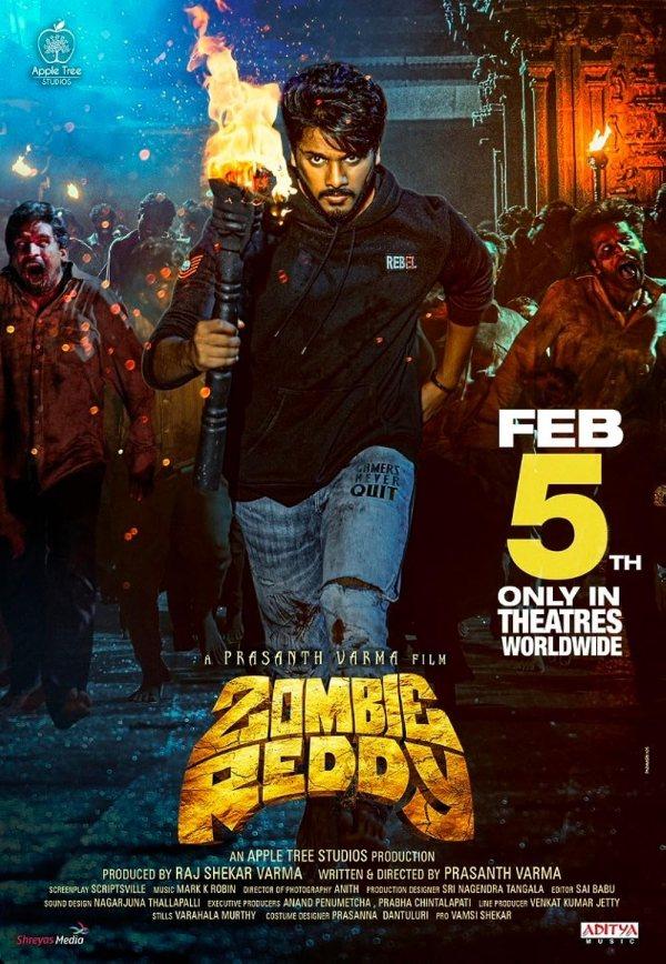 Zombie Reddy (2021) - IMDb