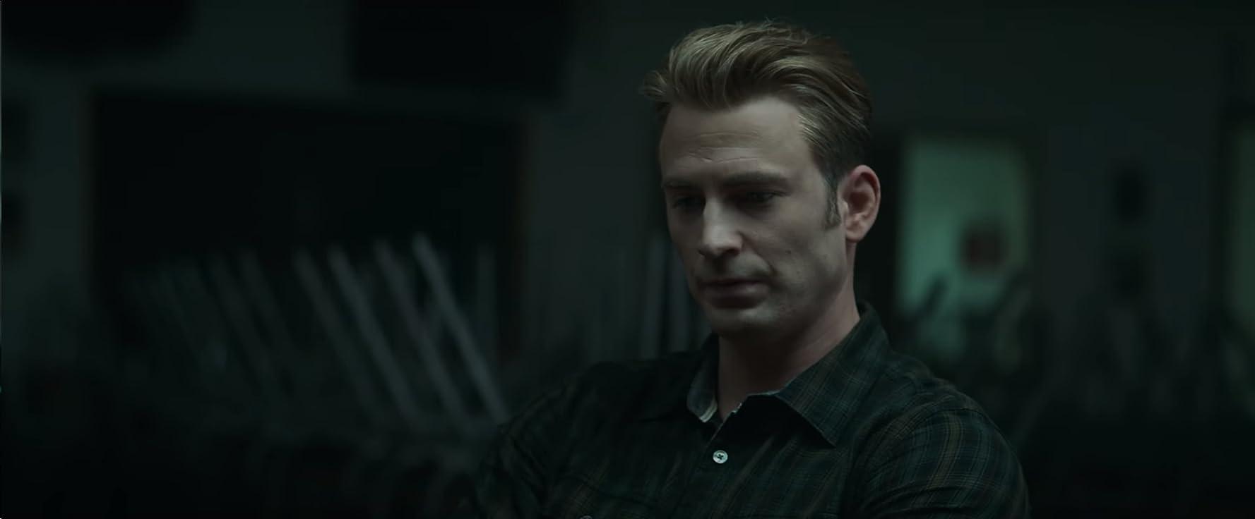 Chris Evans in Avengers: Endgame (2019)