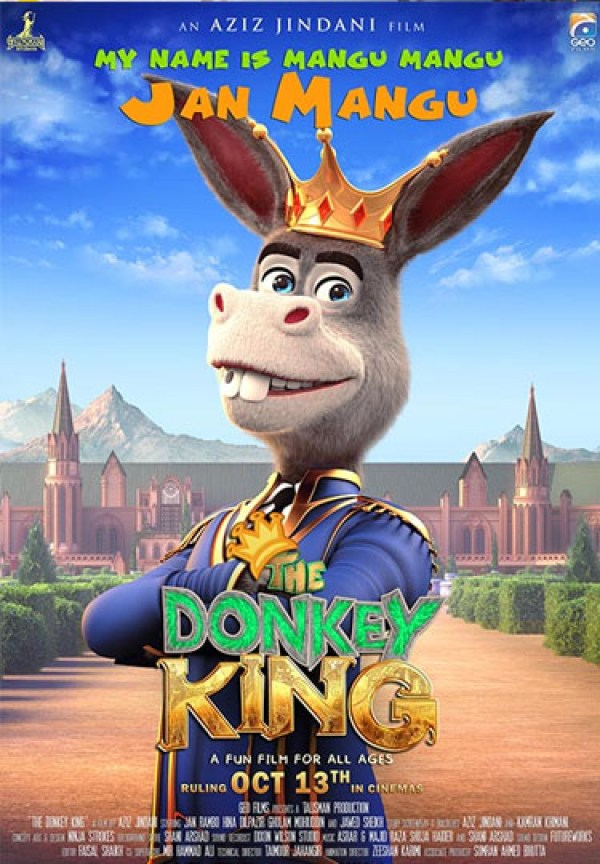 The Donkey King (2018) Hindi Dubbed Full Movie Download