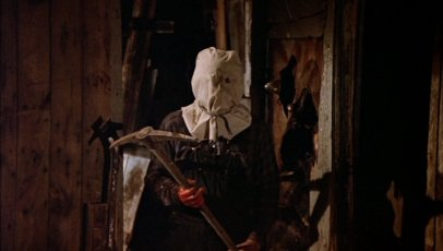 Warrington Gillette in Friday the 13th: Part 2 (1981)