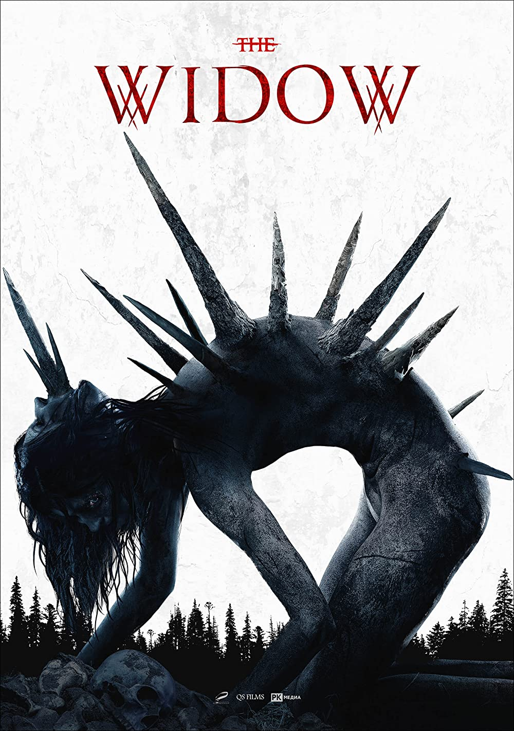 The Widow 2021 English  480p | 720p BluRay 800MB | 270MB Download
