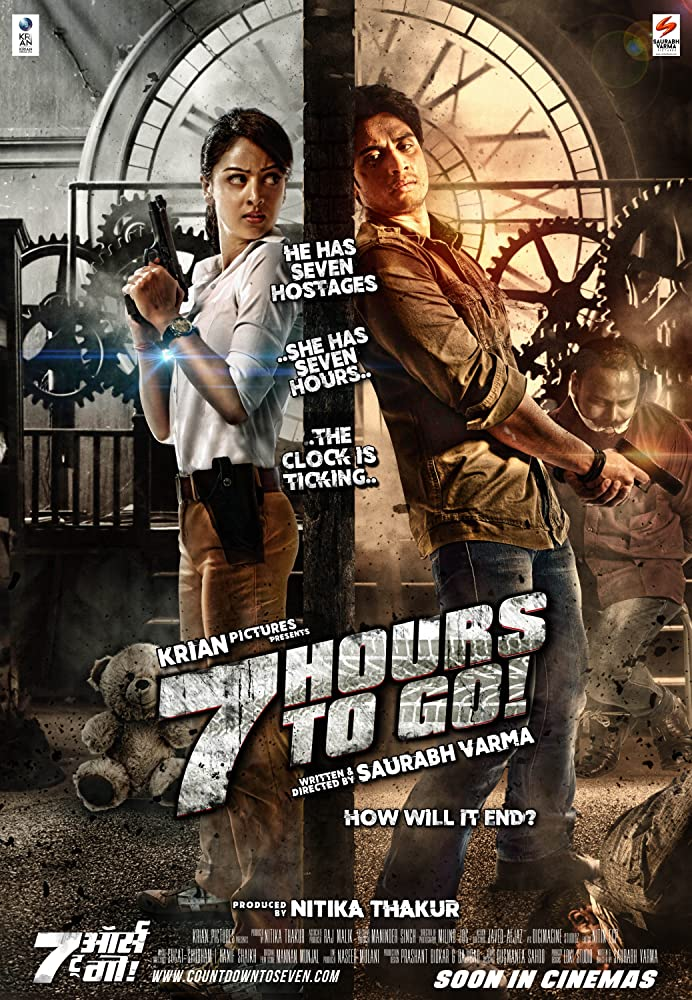 7 Hours to Go 2016 Movie DvdRip 300mb 480p 700mb 720p