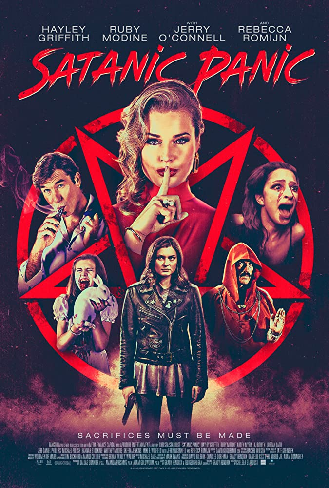 Satanic Panic 2019 English Movies Download And Watch Online 720p