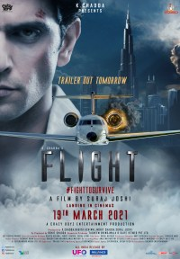 Flight (2021) Hindi HQ [HD-CamRip]