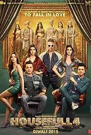 Download Housefull 4 (2019) Hindi PreDVD 480p || 720p