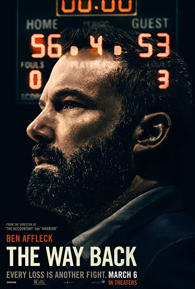 Ben Affleck in The Way Back (2020)
