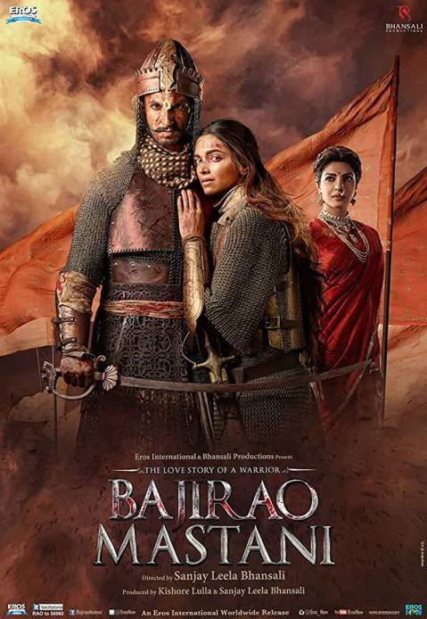 Download Bajirao Mastani (2015) Hindi Full Movie 480p | 720p