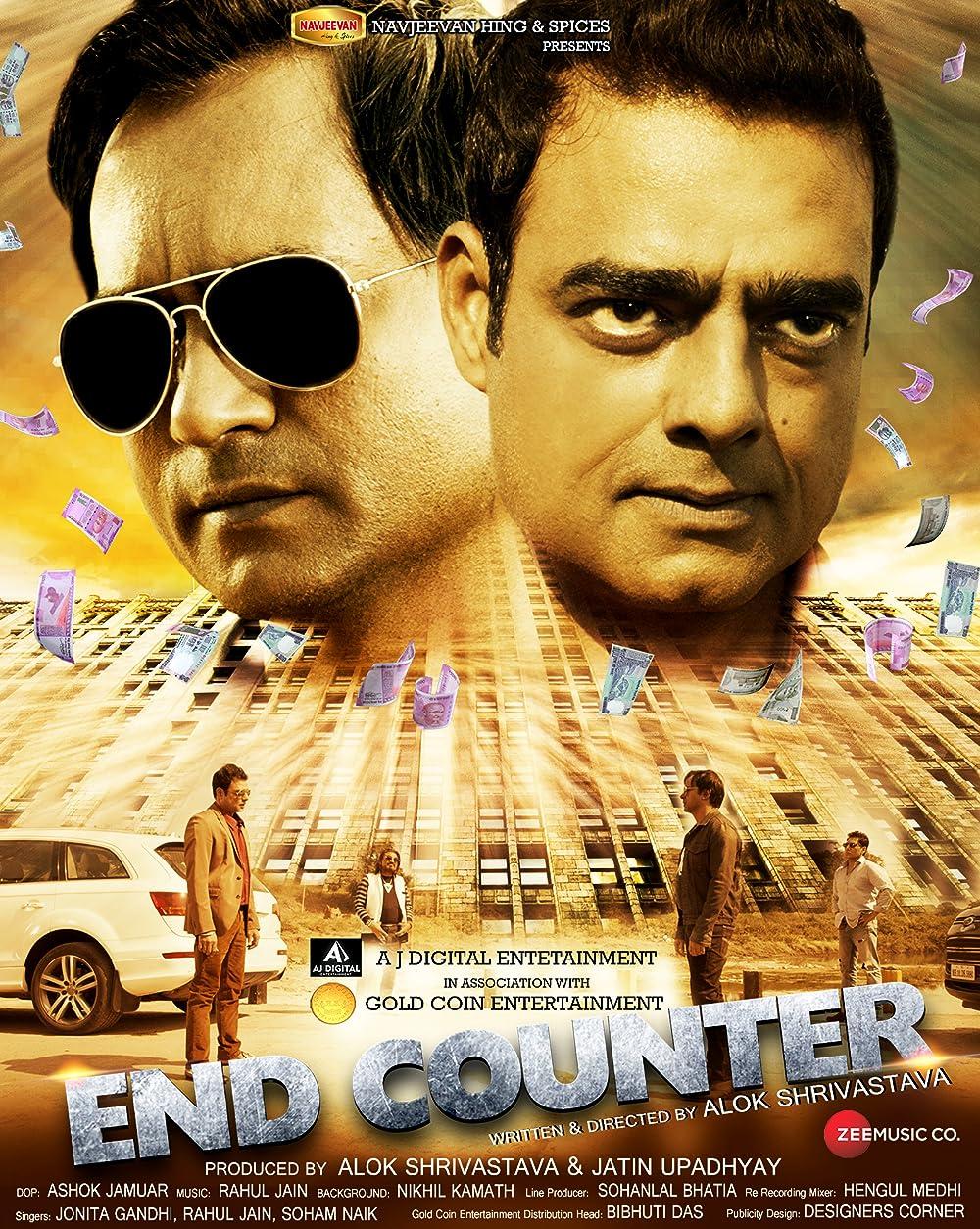 End Counter 2019 Hindi Movie 720p HDRip 900MB | 403MB Download