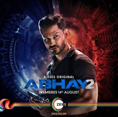 Download Abhay (2020) Season 2 Hindi Complete ZEE5 WEB Series 480p | 720p WEB-DL