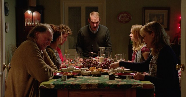 David Bradley, Abigail Cruttenden, Grant Masters, Holly Weston, Neerja Naik, and Kris Saddler in Await Further Instructions (2018)