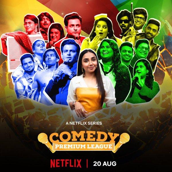 Comedy Premium League (TV Series 2021– ) - IMDb