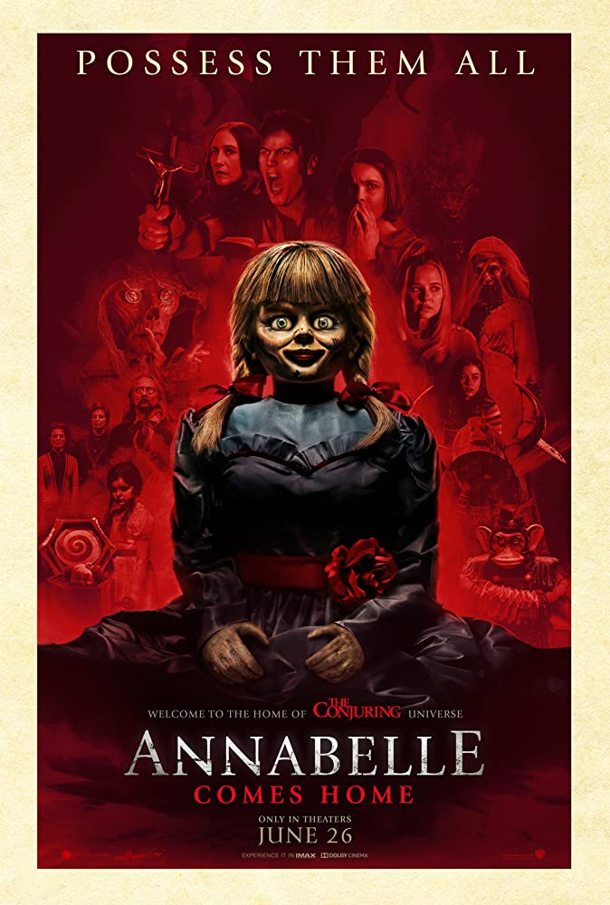 Upcoming Hollywood Movie Annabelle Comes Home (2019) Cast, Release Date, Trailer, Story
