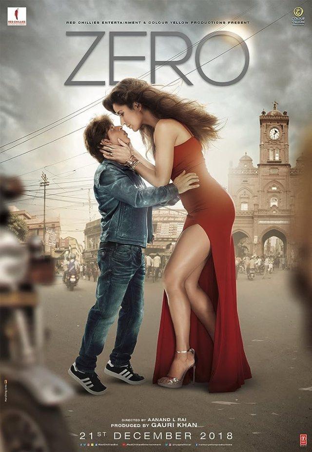 Zero 2018 Hindi DVDScr 700MB x264 Full Movie