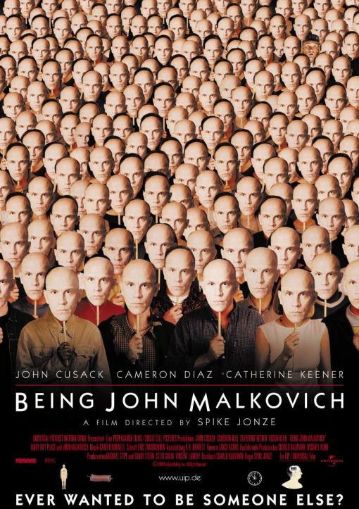 Image result for Being John Malkovich