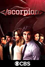 scorpion web shows poster