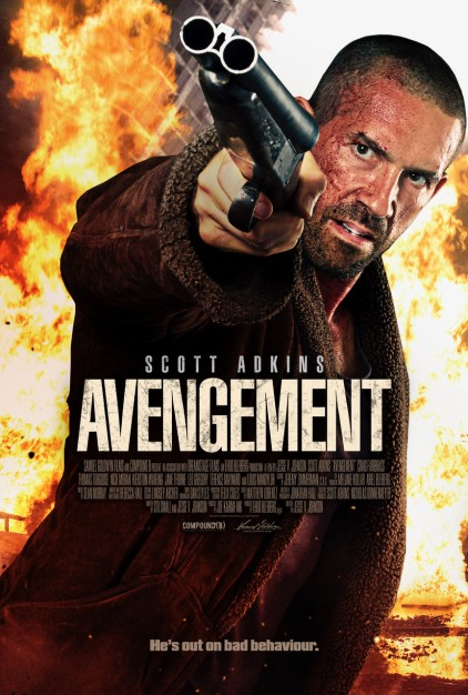 Avengement (2019) Hindi ORG Dual Audio 720p BluRay ESubs 800MB | 300MB Download