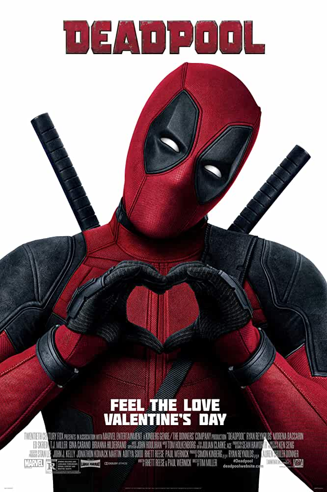 Download  X-Men 8: Deadpool (2016) Full Movie In Hindi-English (Dual Audio) Bluray 480p [350MB] | 720p [1.1GB] | 1080p [2.2GB]