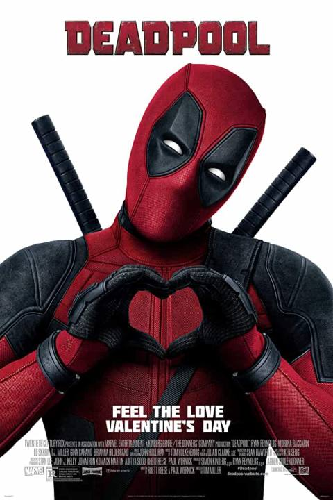 Download  X-Men 8: Deadpool (2016) Full Movie In Hindi-English (Dual Audio) Bluray 480p [350MB] | 720p [1.1GB] | 1080p [2.2GB]
