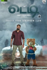 Teddy (2021) WEB-DL [Hindi (VO) & Tamil] 1080p 720p & 480p Dual Audio x264