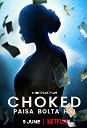 Choked Poster