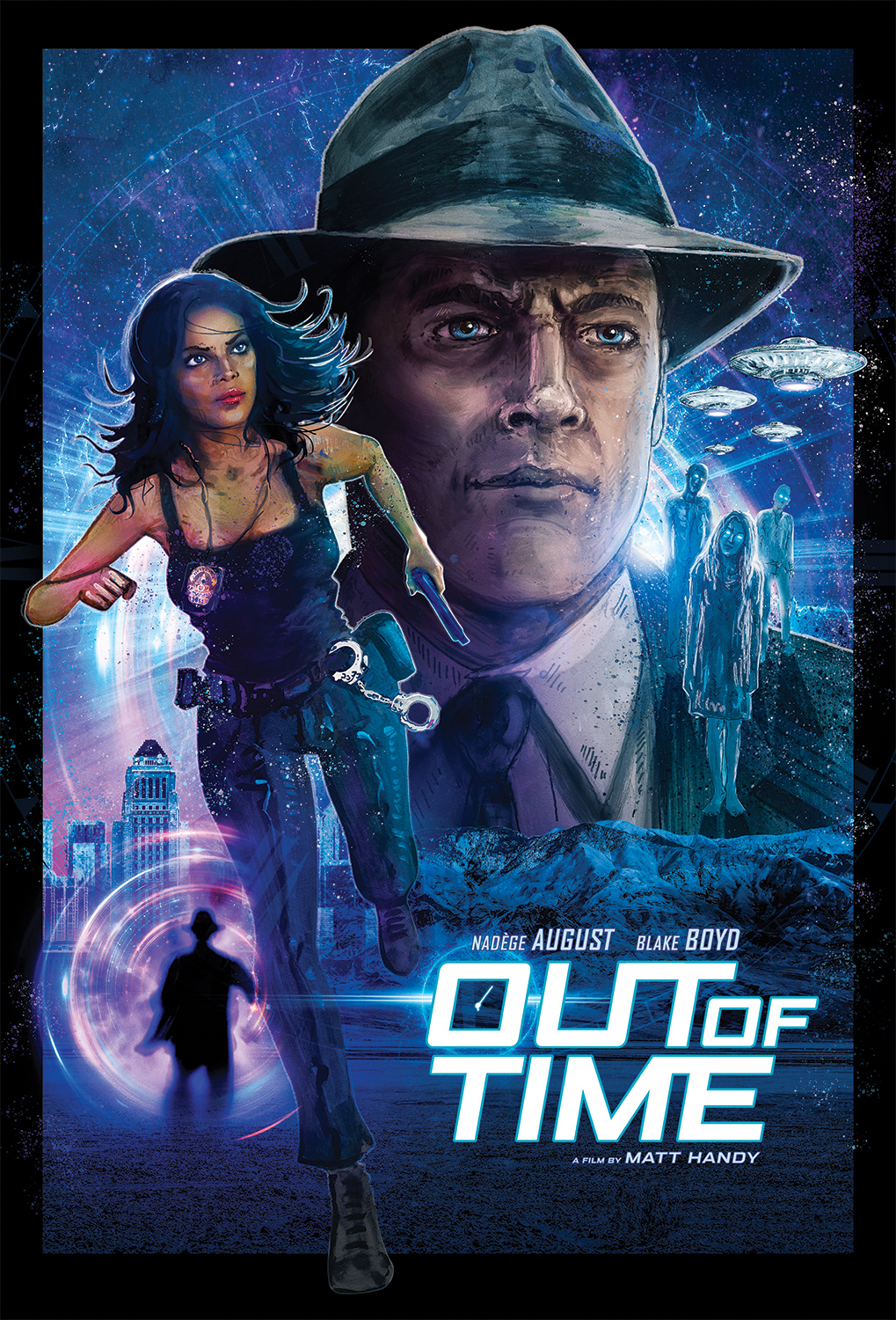Out of Time (2019) HIndi 720p HDRip 600MB Download