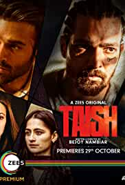 Taish (2020)  HEVC HDRip Hindi S01 Complete Web Series x265 AAC ESubs