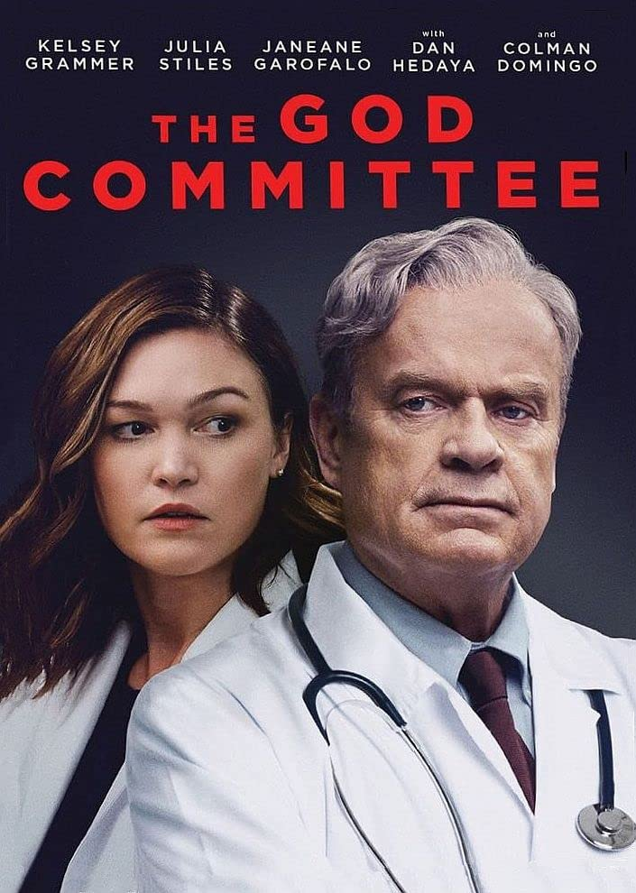 The God Committee (2021) English 720p HEVC HDRip x265 AAC ESubs Full Hollywood Movie 550MB Download