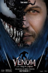 Venom: Let There Be Carnage (2021) HDCAM [Hindi (Clean) & English] 1080p 720p 480p Dual Audio x264