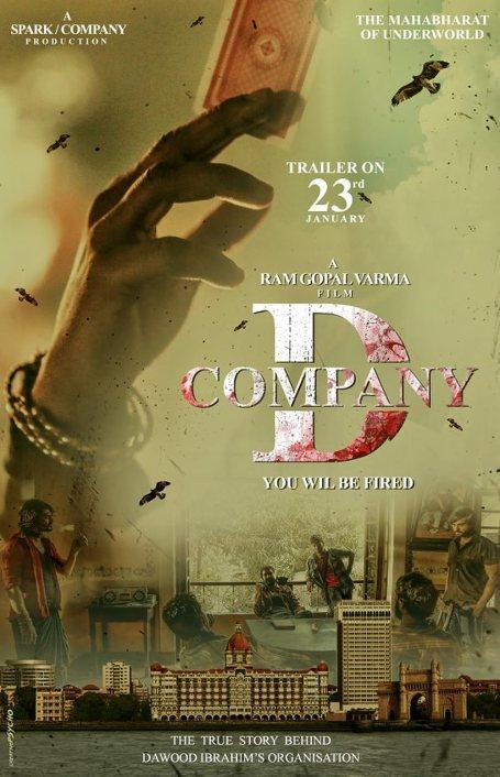 Download D Company 2021 Hindi 480p HDRip 400MB