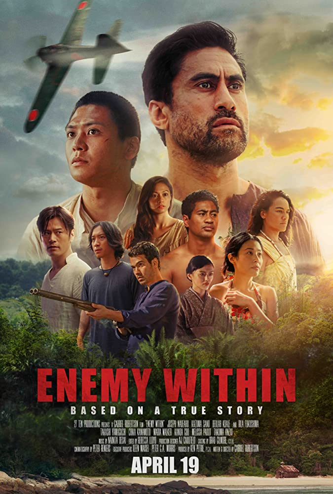 Enemy Within (2019) English 300MB HDRip 480p ESubs