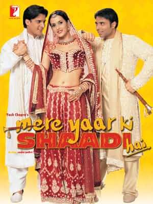 Download Mere Yaar Ki Shaadi Hai (2002) Hindi Movie 480p [400MB] | 720p [1.1GB]