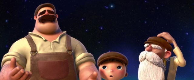La Luna Disney Pixar Short Films