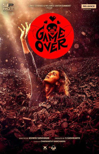 Game Over 2019 Hindi Dubbed 720p HDRip 1GB MSubs