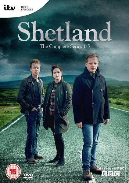 Image result for shetland series