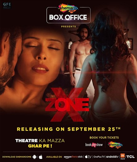 18+X Zone 2020 Hindi 720p SM HDRip 650MB DL