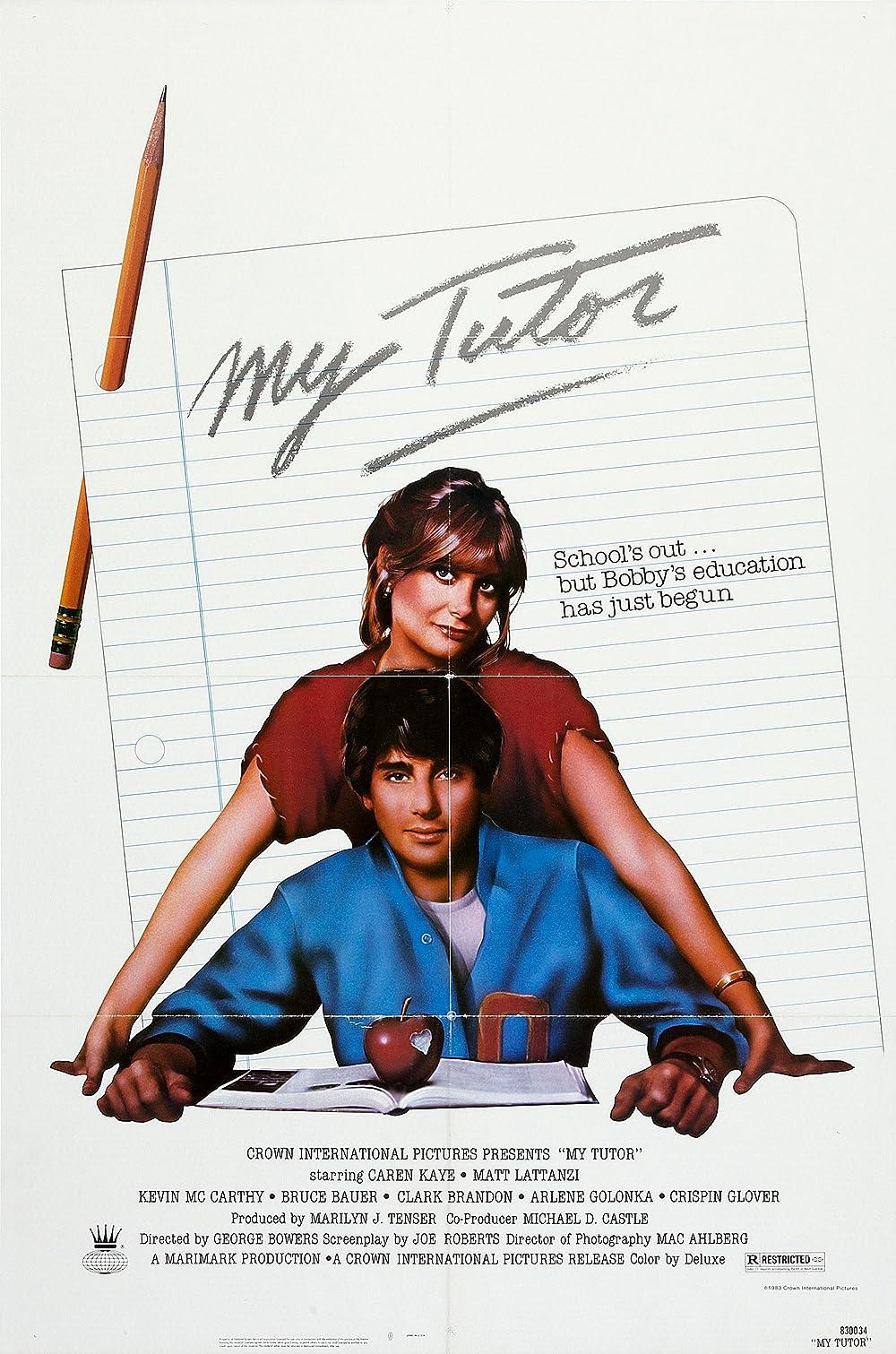 18+ My Tutor 1983 English 720p BluRay 750MB Download