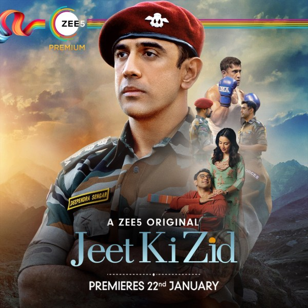 Jeet Ki Zid (TV Series 2021– ) - IMDb