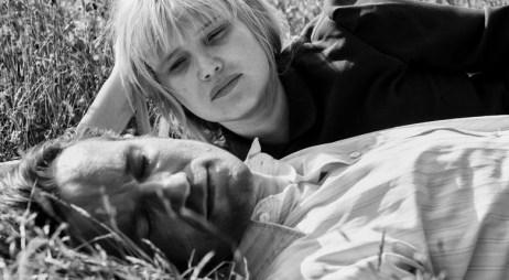 Tomasz Kot and Joanna Kulig in Zimna wojna (2018)
