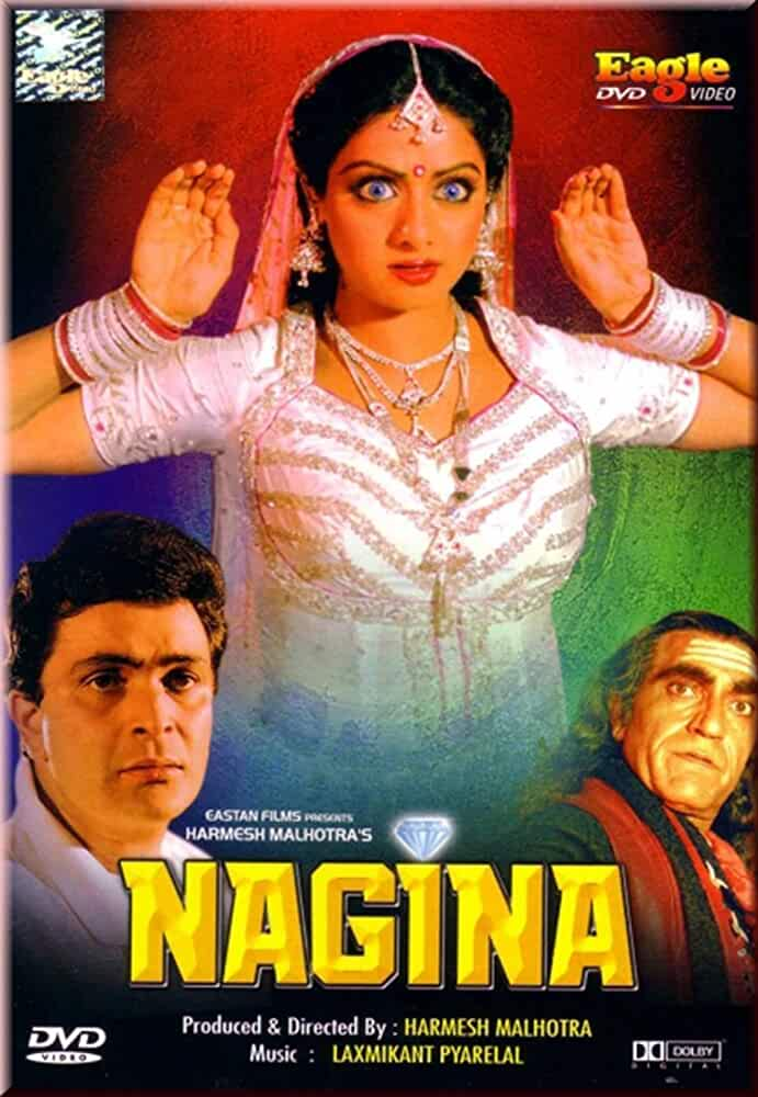 Download Nagina (1986) Hindi Movie 480p [400MB] | 720p [1GB] HDRip