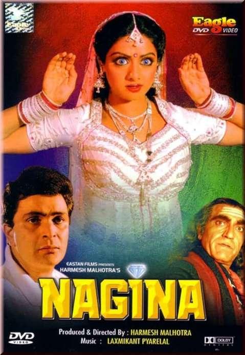 Download Nagina (1986) Hindi Movie 480p [400MB] | 720p [1GB] HDRip