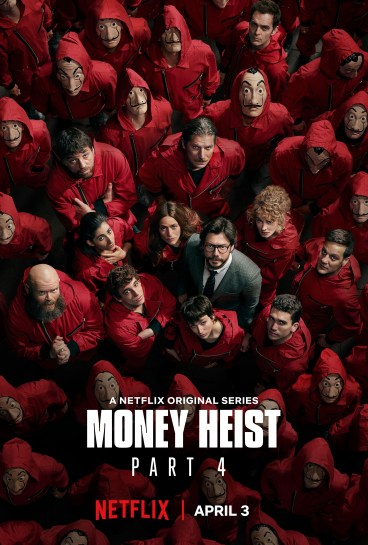 Money Heist series