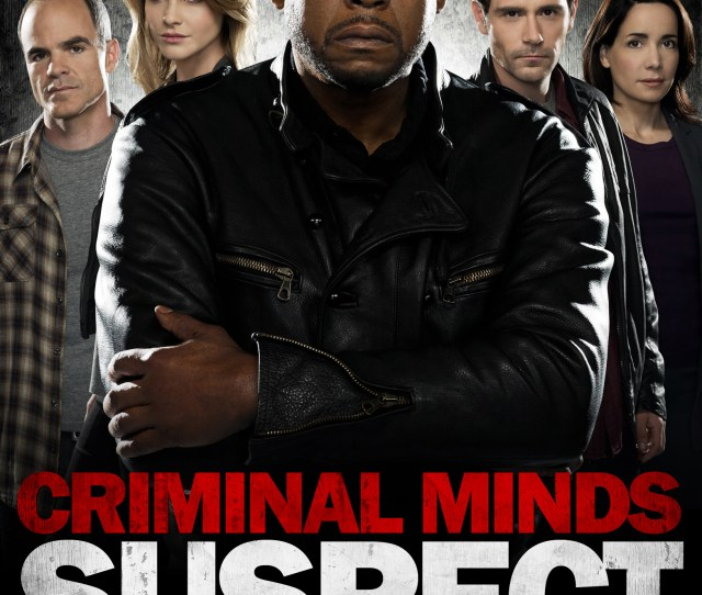 Criminal Minds Suspect Behavior Tv Series  Imdb