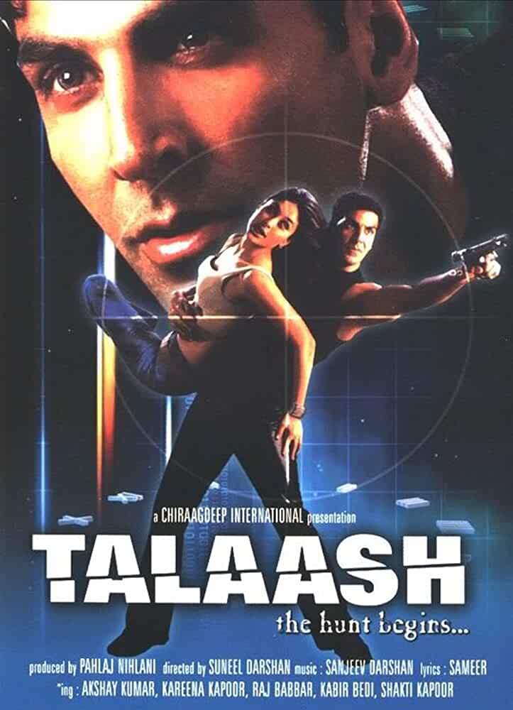 Download Talaash – The Hunt Begins (2003) full movie in 360p | 480p | 720p