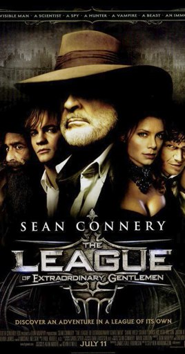 The League of Extraordinary Gentlemen (2003) - IMDb