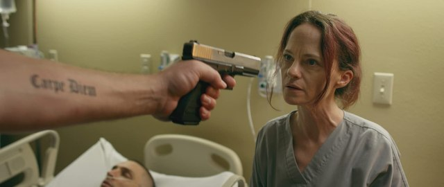 Angela Bettis in 12 Hour Shift (2020)