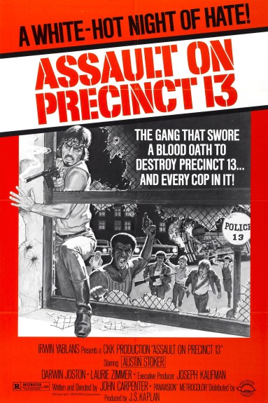 Assault on Precinct 13 (1976) - IMDb